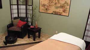 Massage Room at Sole Therapy - Yakima Day Spa